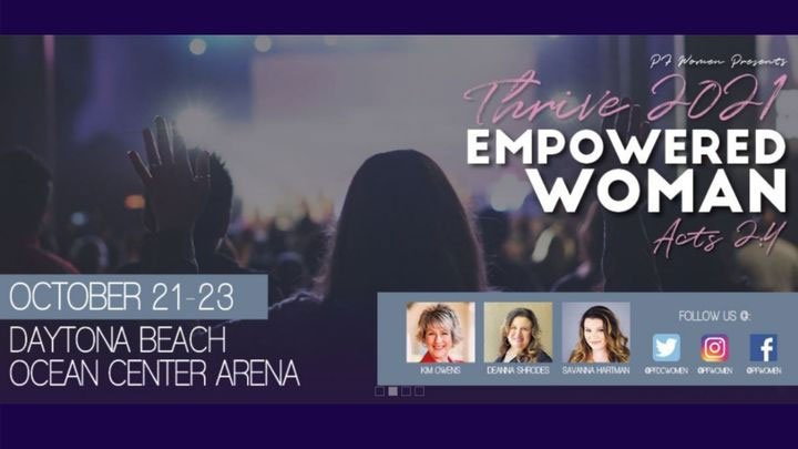 emppwered woman event